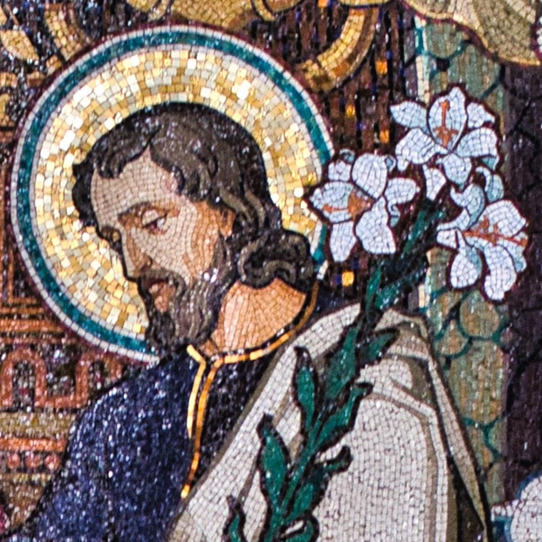 St. Jospeh Mosaic